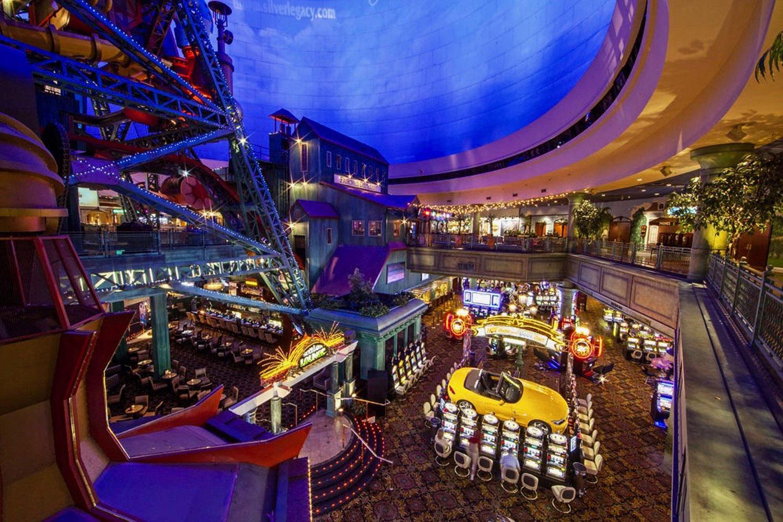 Silver Legacy Casino & Resort