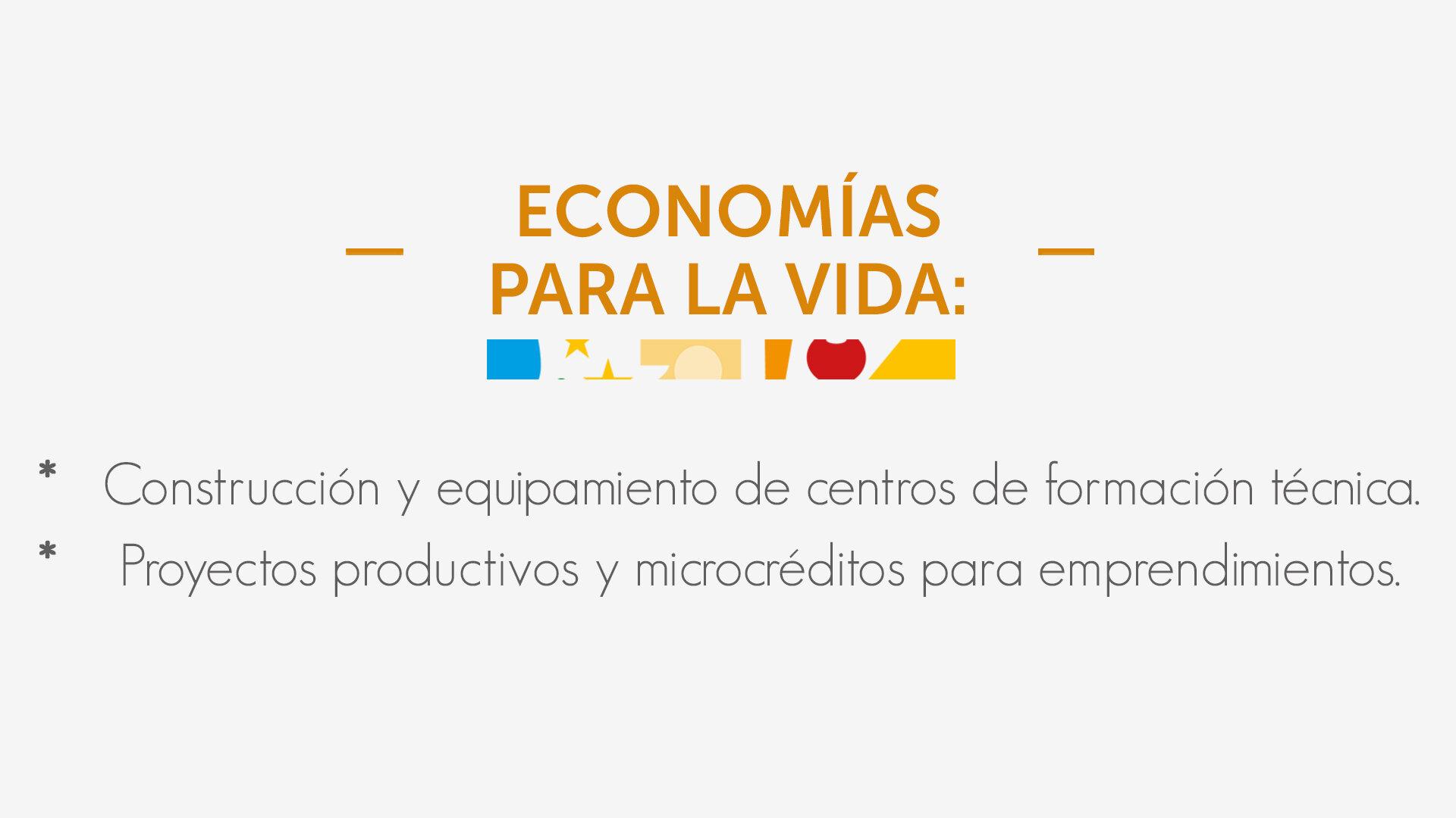 Economías para la vida