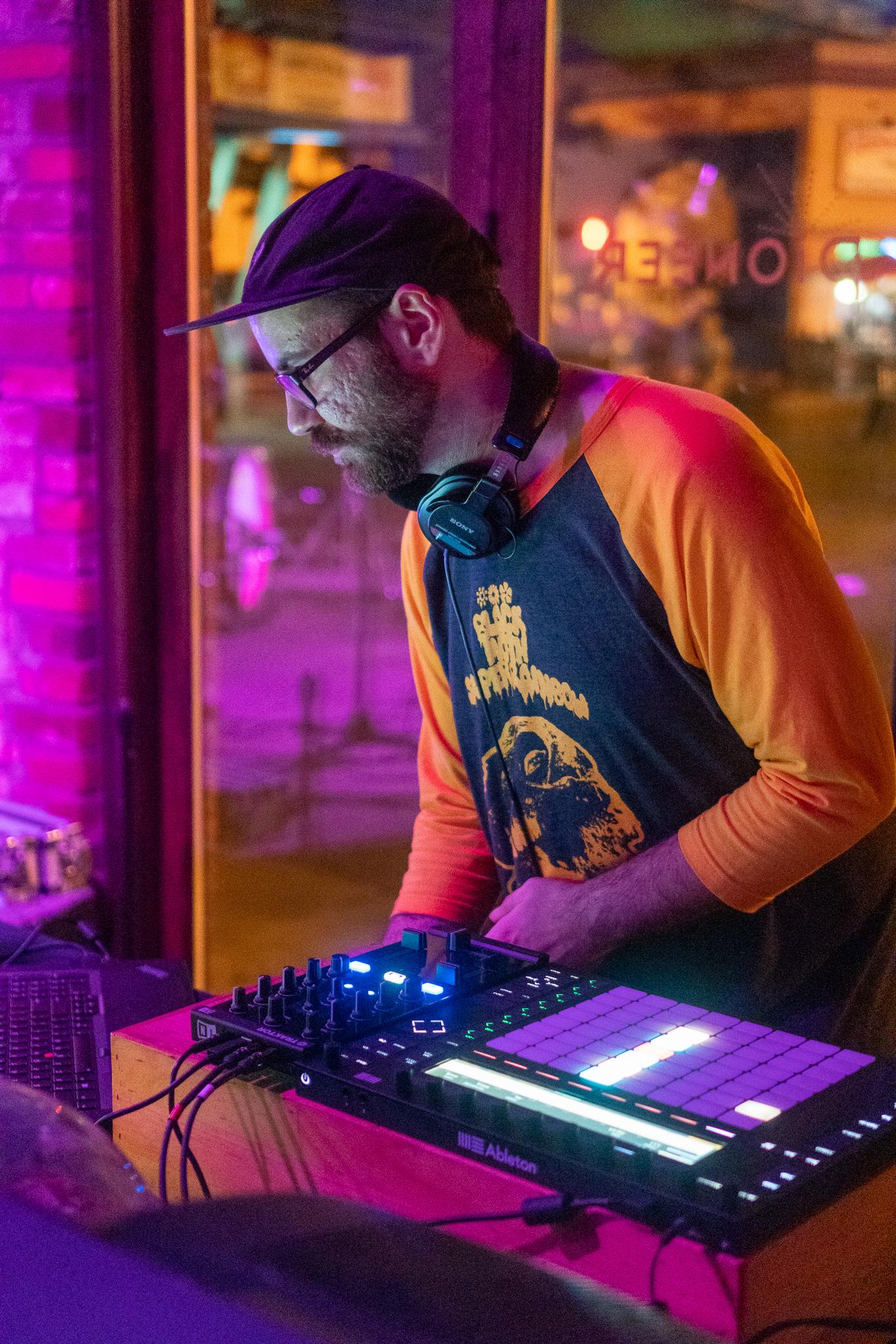 DJ David Peck