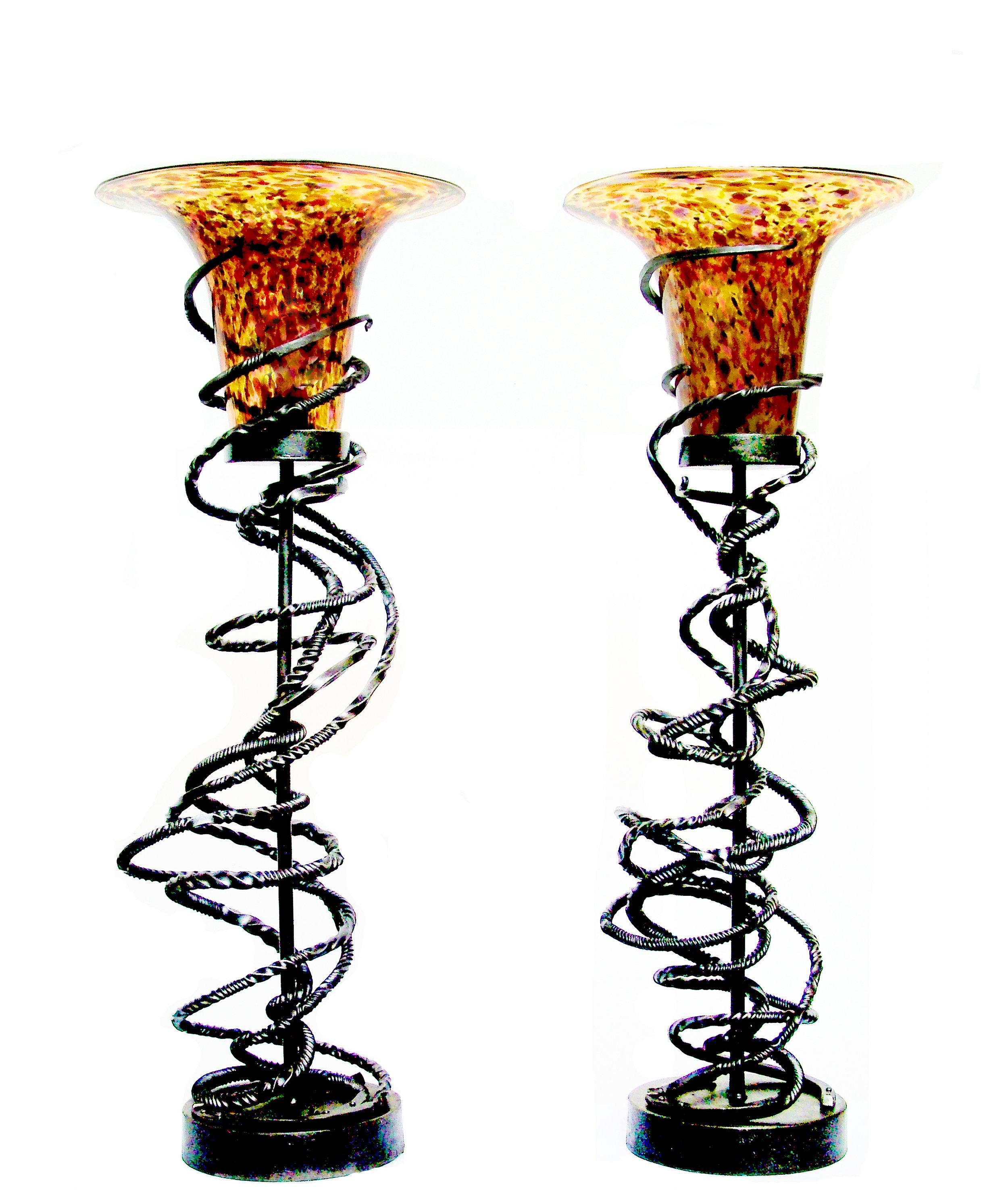 Minton Table Lamps