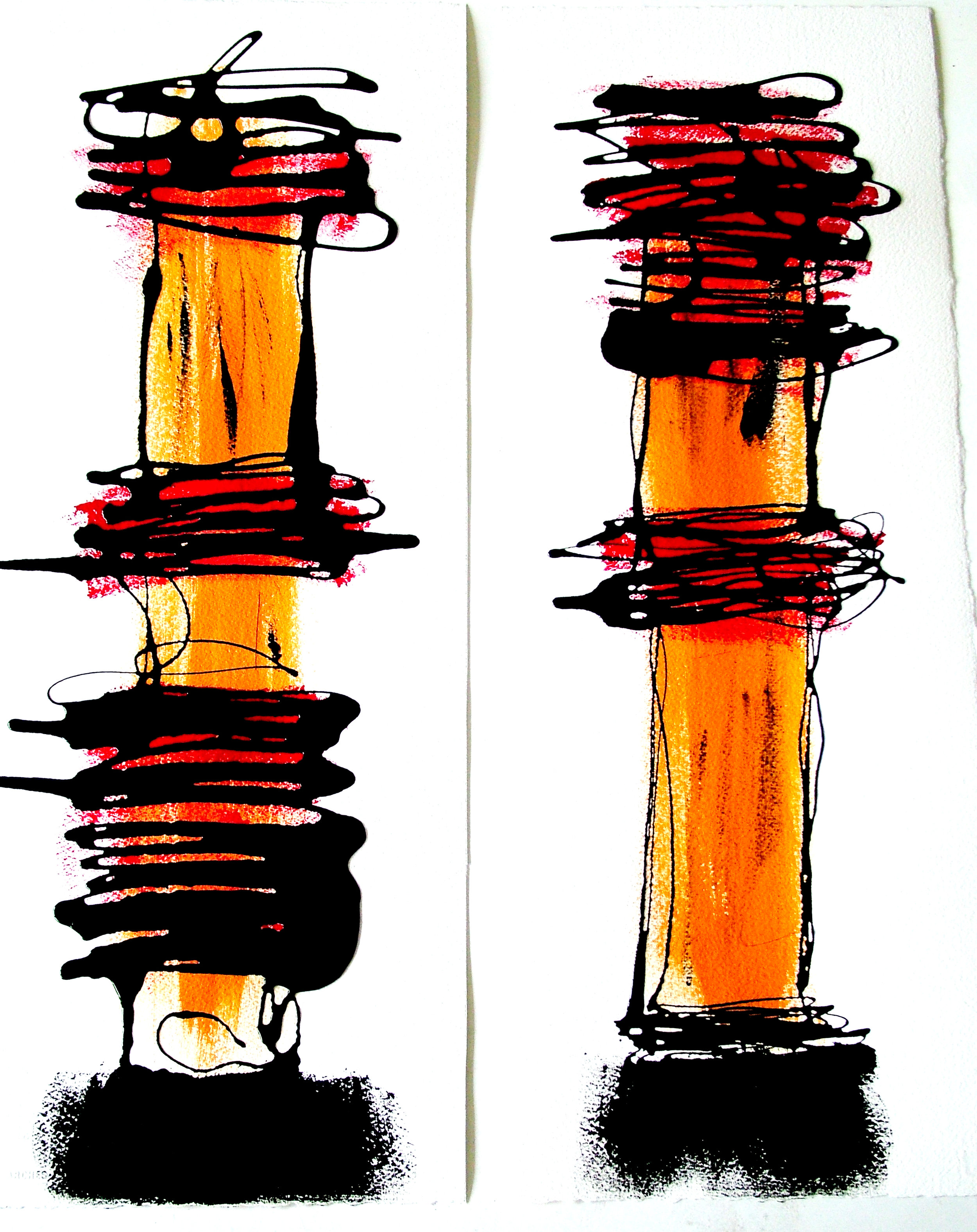Colored Wrapped Totems copy.jpg