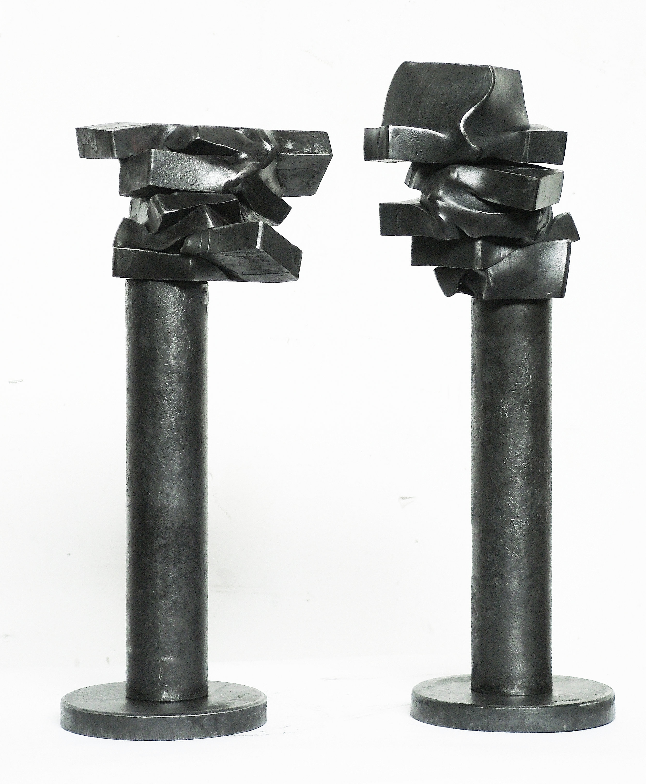 Pillar 1 & 2 on Round base