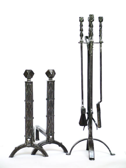 Firetools and Andirons