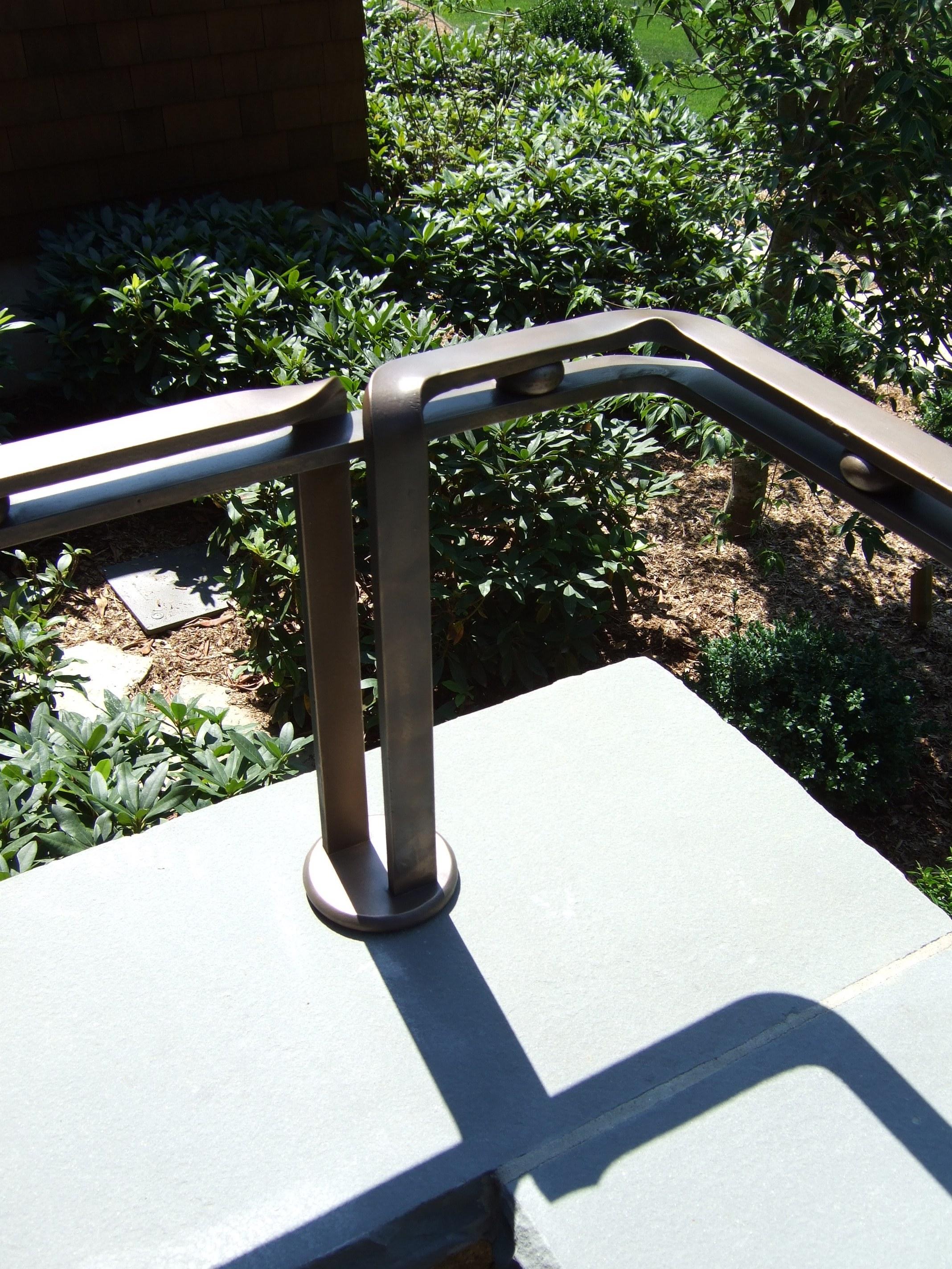 Detail of Knee Wall Corner