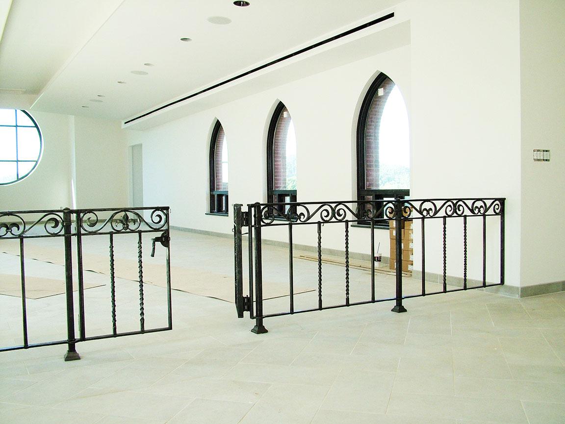 Monasteri Chapel Railing