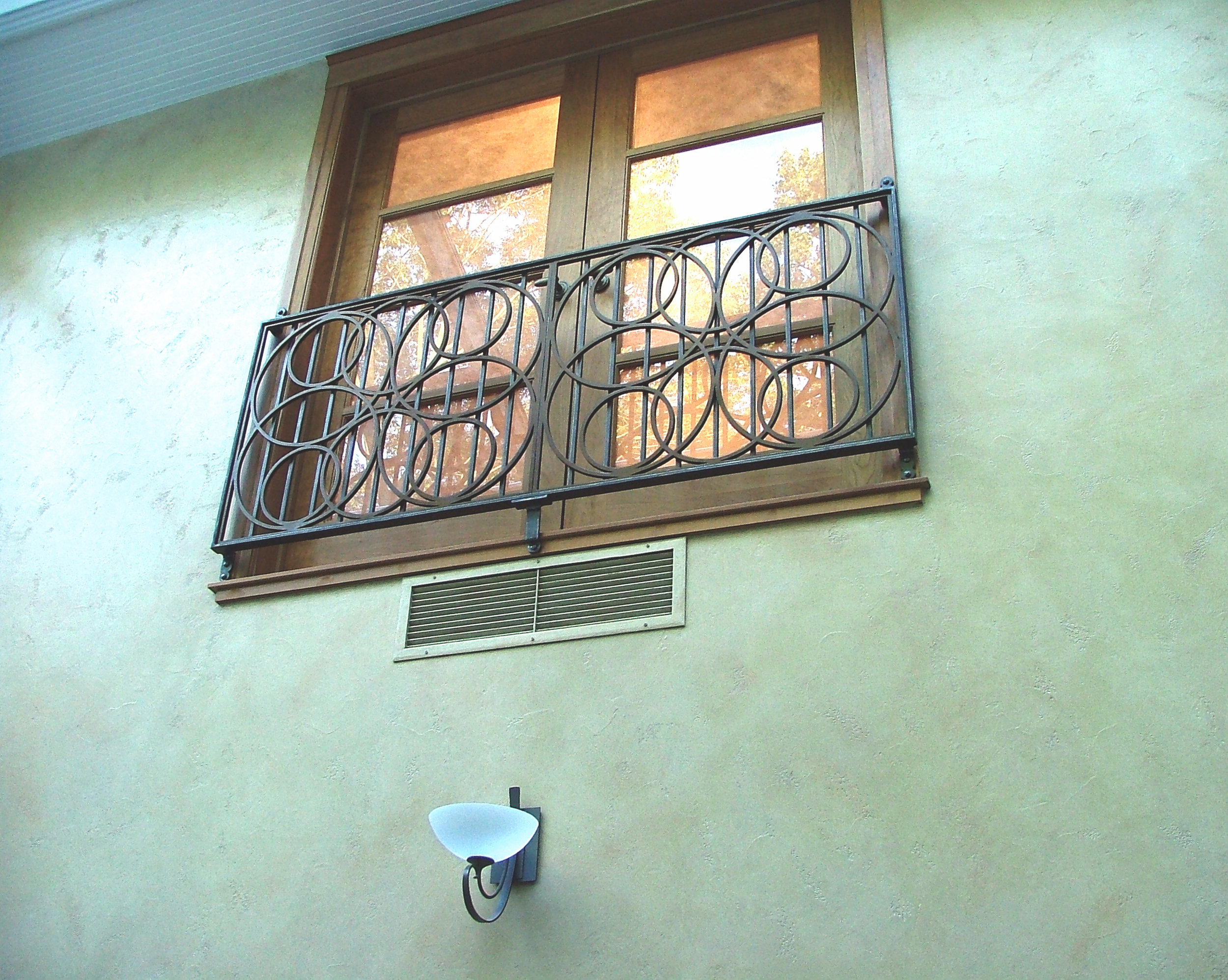 Jersey Balcony Railing