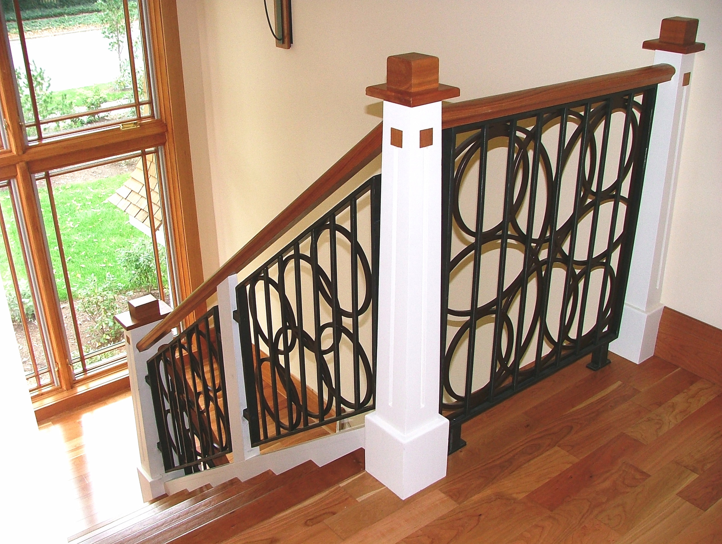 Jersey Stair Railing