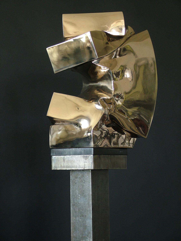 Bronze Pillar #3  (Phoenix)