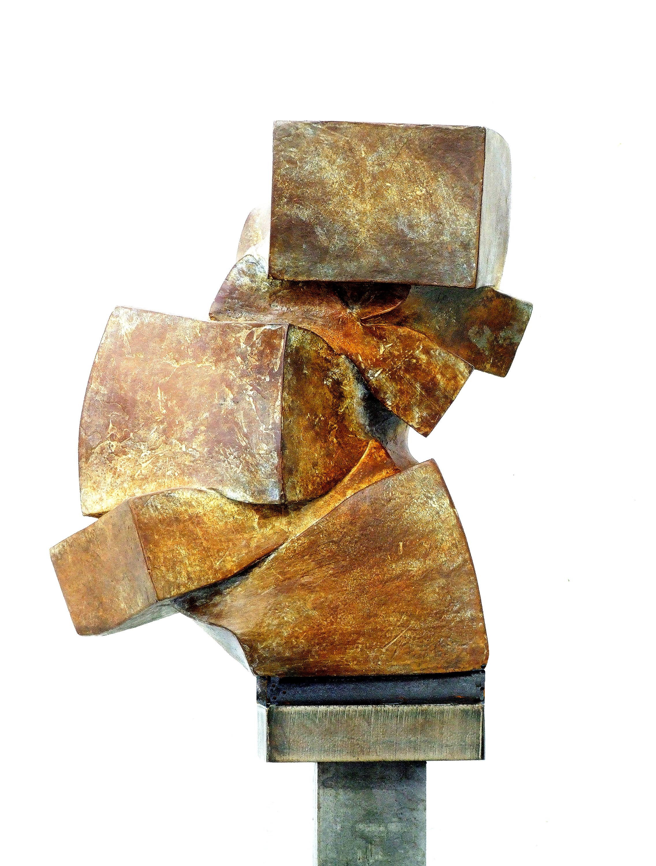 Bronze Pillar 6