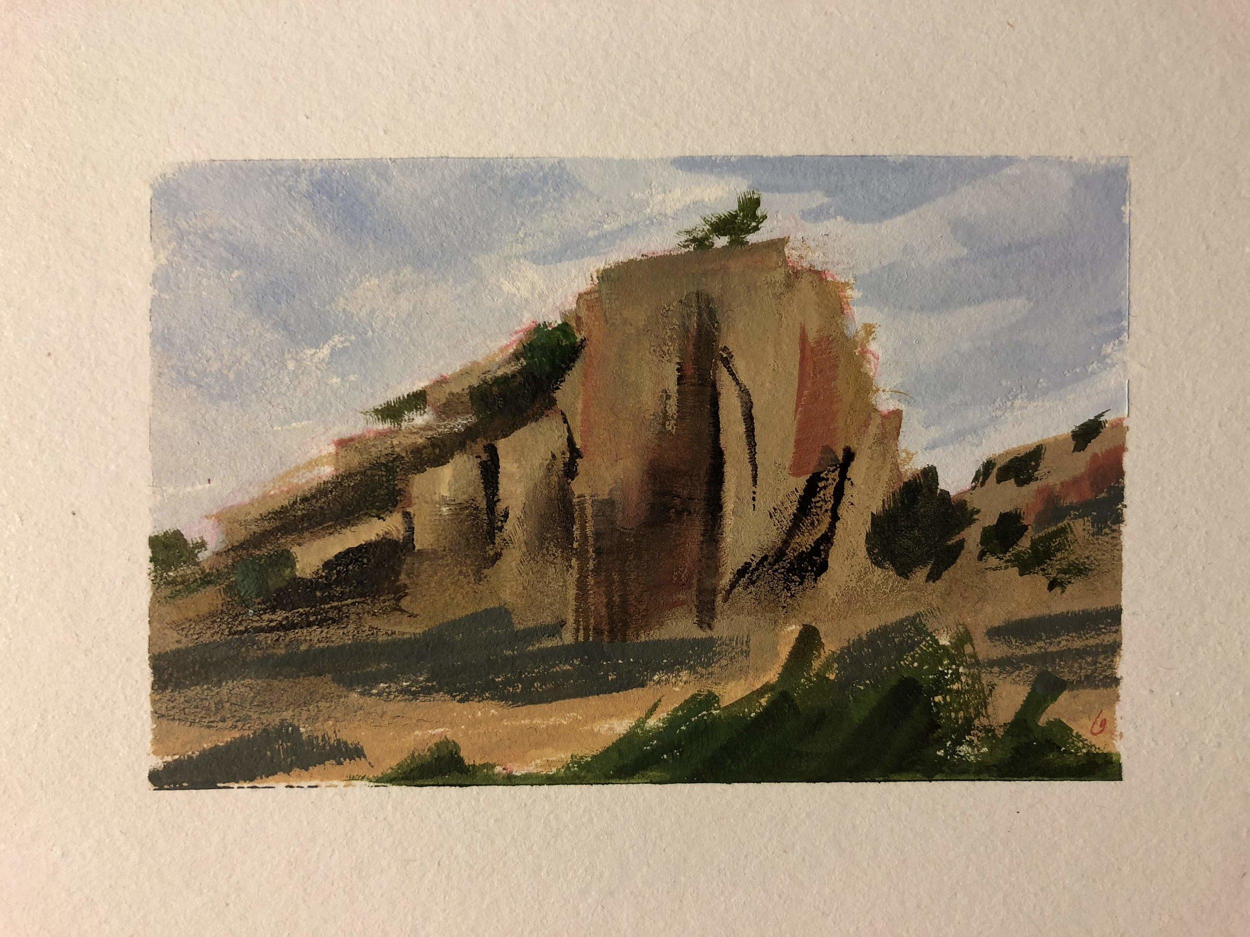 Davis Peak