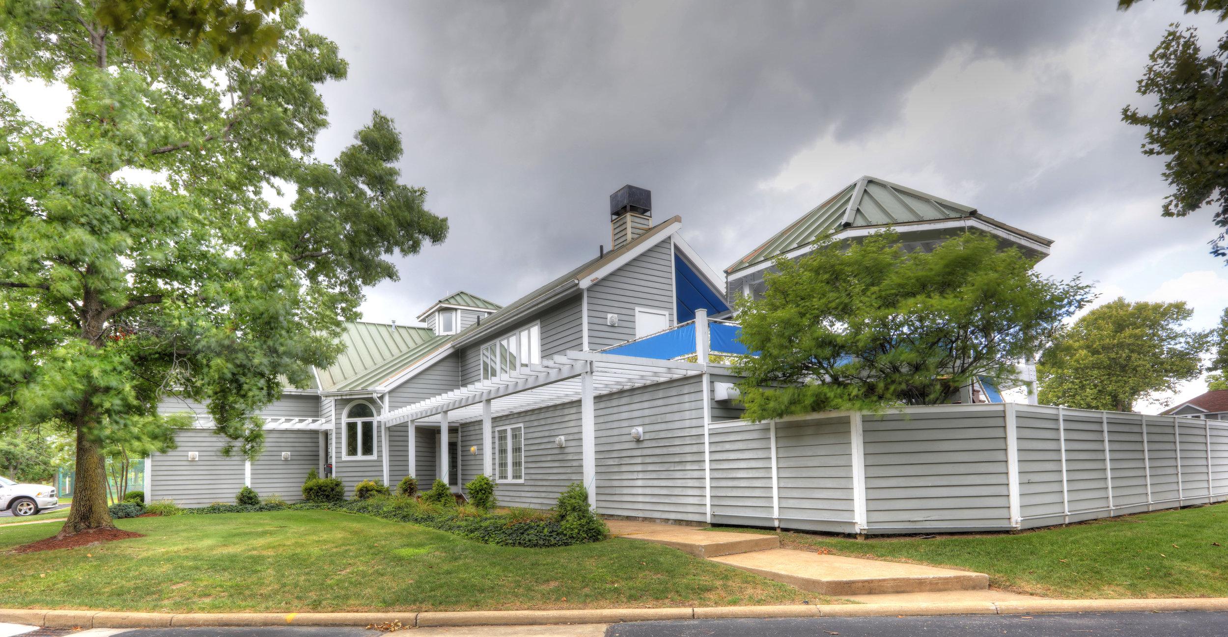 Harbor Community Building