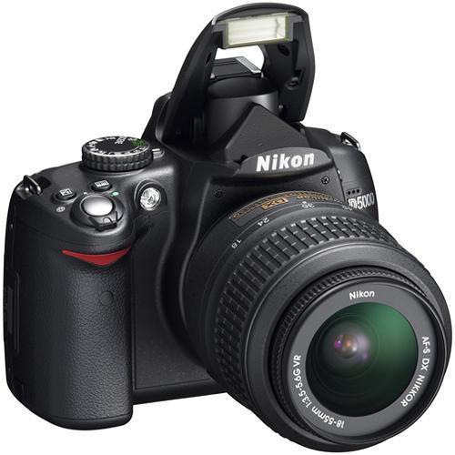 Nikon D5000 - 12 Megapixels
