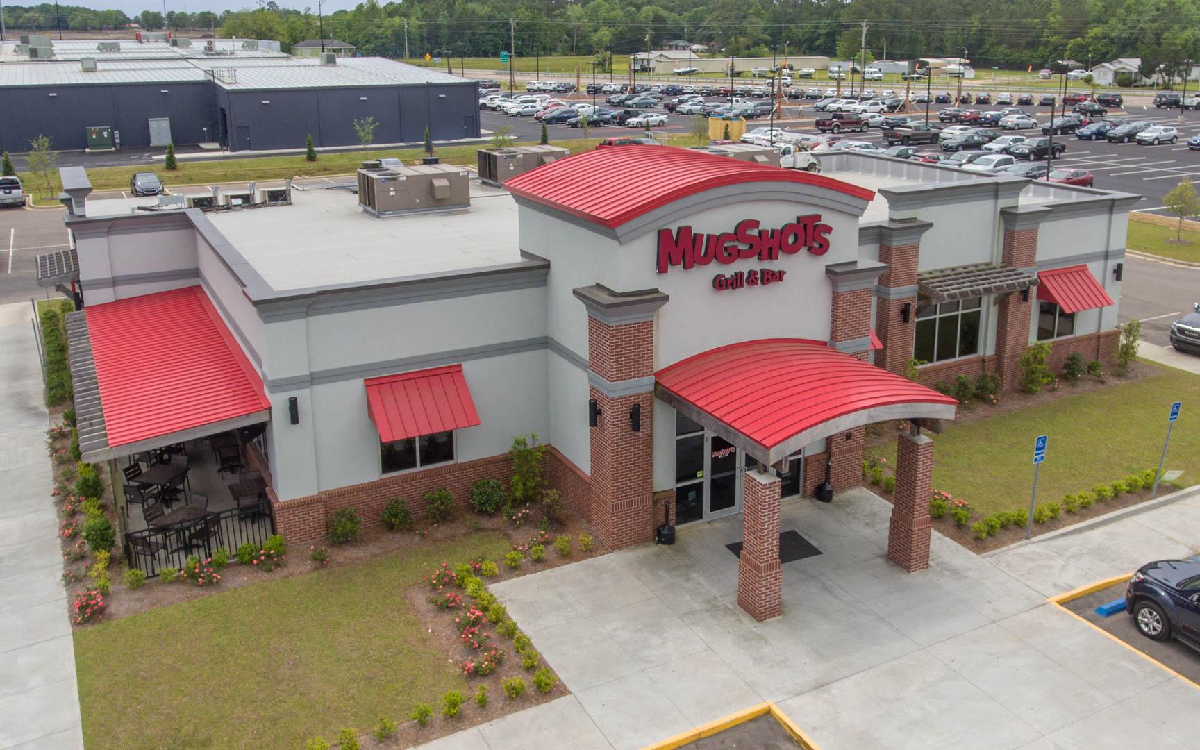 D'Iverville, MS — Mugshots Grill & Bar