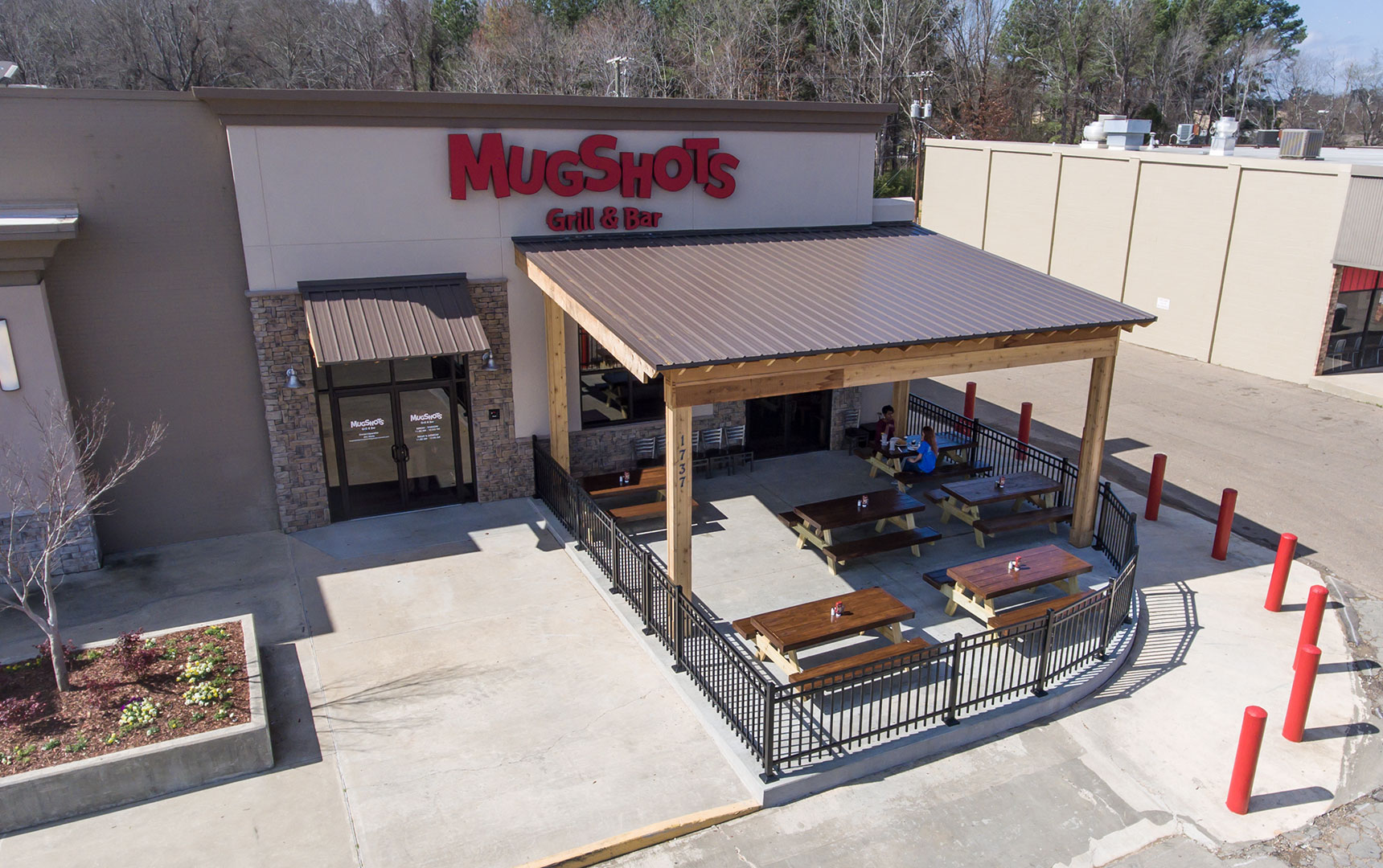 Columbus, MS — Mugshots Grill & Bar