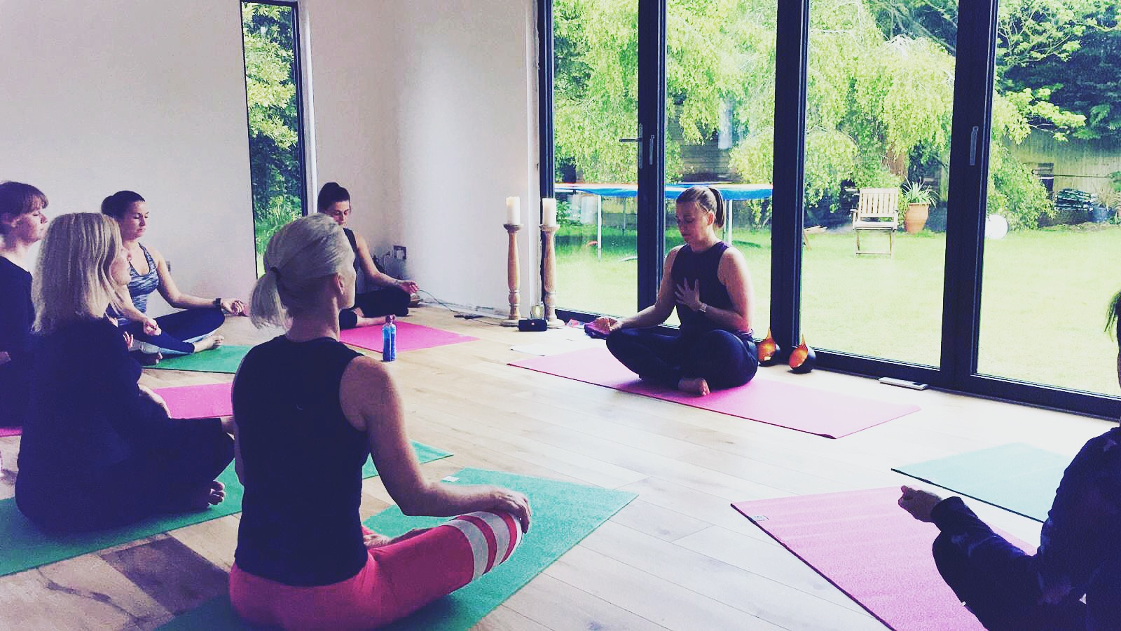 Benefit of yoga and breathe work