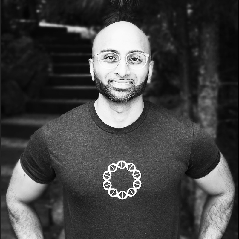 Sachin Patel, DC  Founder of The Living Proof Institute   Perfect Practice: How to Build Your Dream and Leave A Legacy