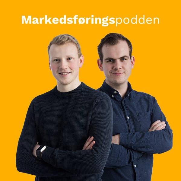 Markedsføringspodden - Eivind Bodding og Even Ødegård startet opp sin podkast i 2018, og jeg har fulgt dem siden starten. Episodene tar for seg ett eller to temaer, der de diskuterer mulighetene og gir sine tips til bedrifter og byråer.