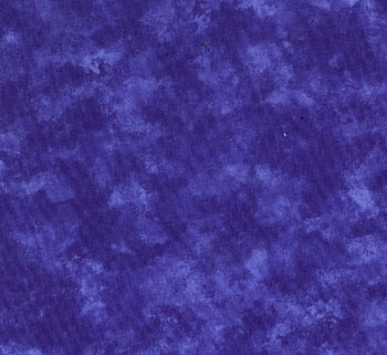 Cotton Marble Royal Blue