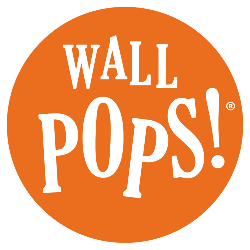 WallPops NU-WALLPAPER - NuWallpaper goes up in minutes and comes down in seconds! Printed on a premium substrate that is completely removable and will not damage walls, this new peel and stick solution saves you both the time and money of ordinary wallpaper. Simply peel and stick to create a gorgeous look on any smooth, flat surface. Easily design a glamorous living room feature wall or makeover your bedroom instantly with NuWallpaper's variety of fashionable designs. From stylish geometrics to damasks, faux woods and brick, florals, global chic patterns, tree designs and more, there is a design for every room in your home. If you love the look of wallpaper but without the commitment, then this peel and stick wallpaper is for you!