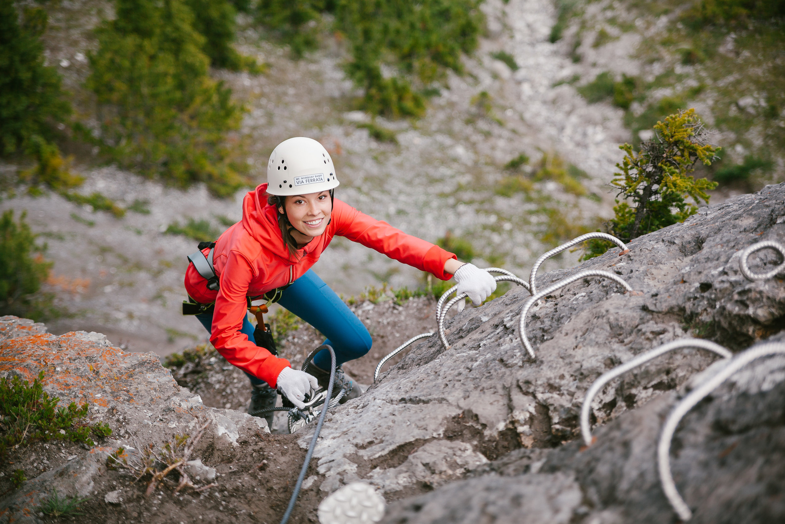 Banff Norquay – Via Ferrata