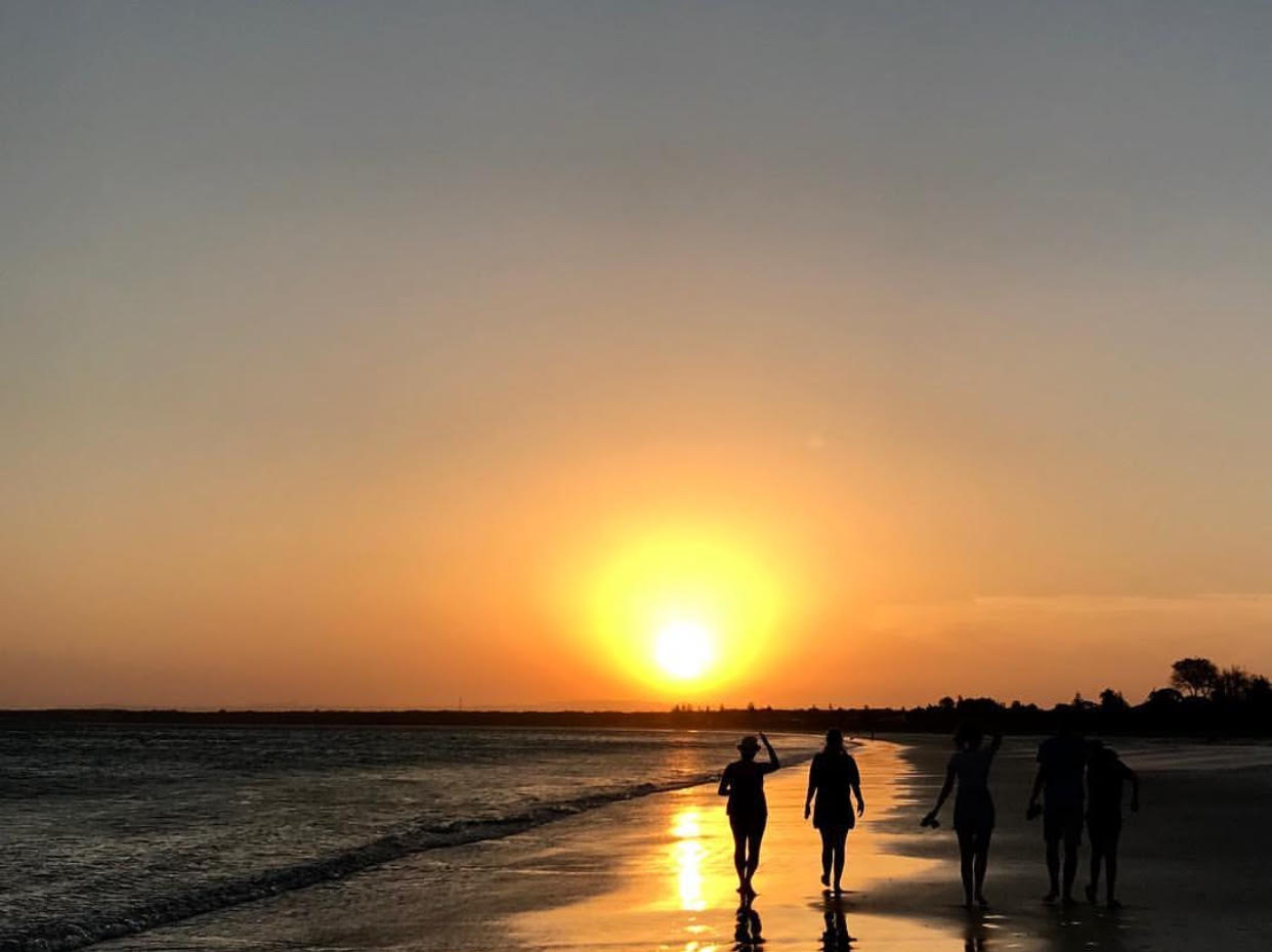 Sunset Beach Walks at Callala Beach