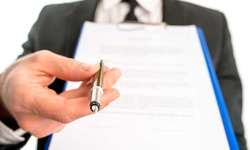 Contrato-redacción