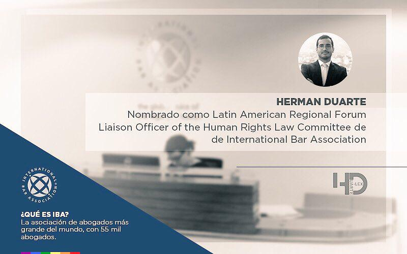 International Bar Association-Herman-Duarte-human rights