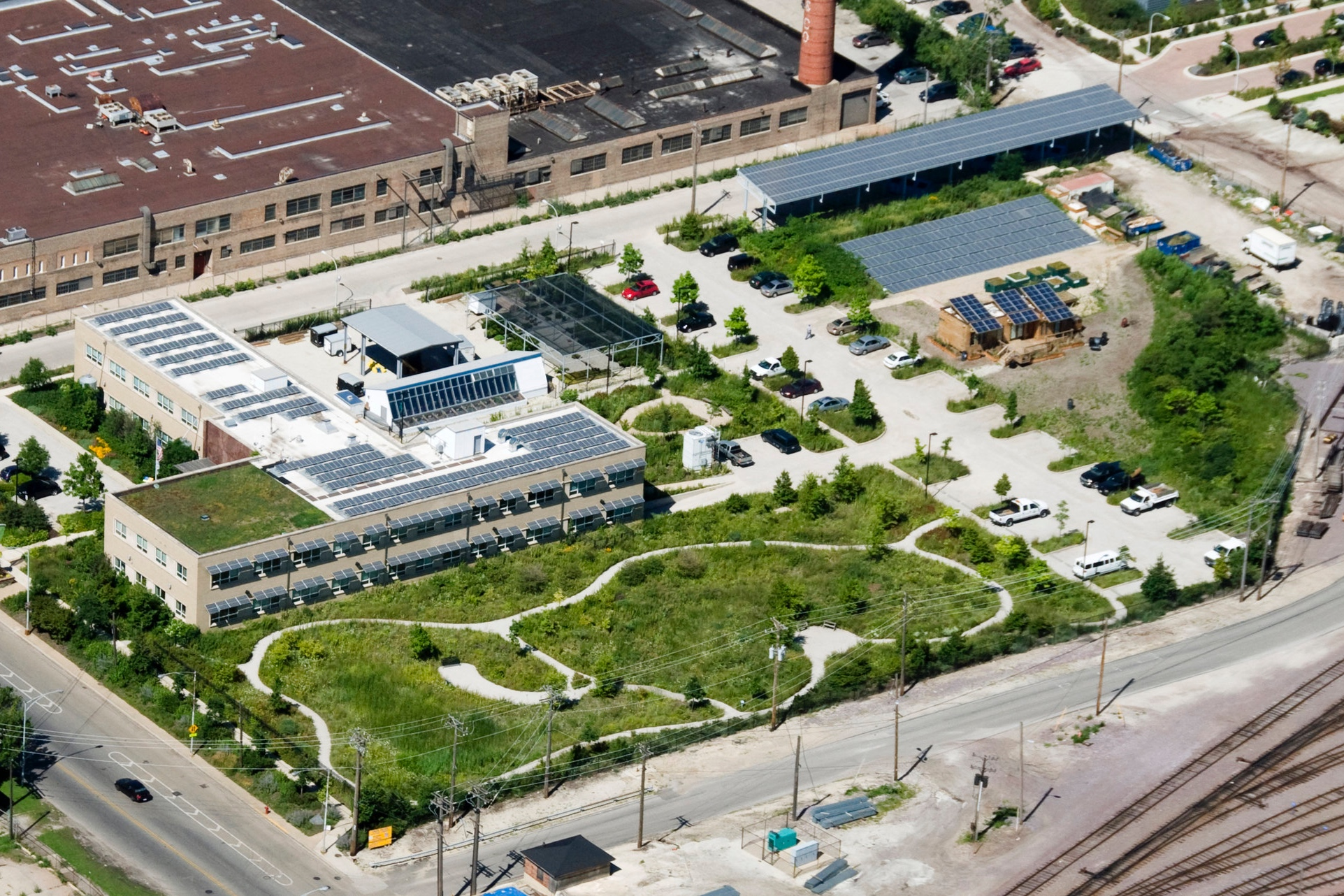 Chicago Center for Green Technology | City of Chicago - Chicago, IL