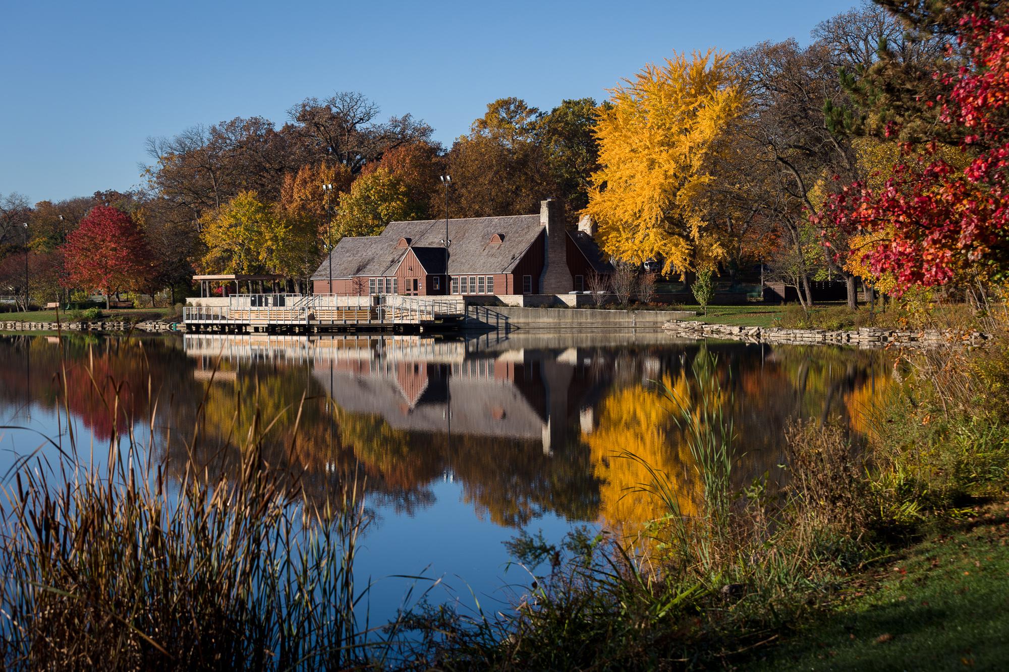 Lake Ellyn Boathouse | Glen Ellyn Park District - Glen Ellyn, IL