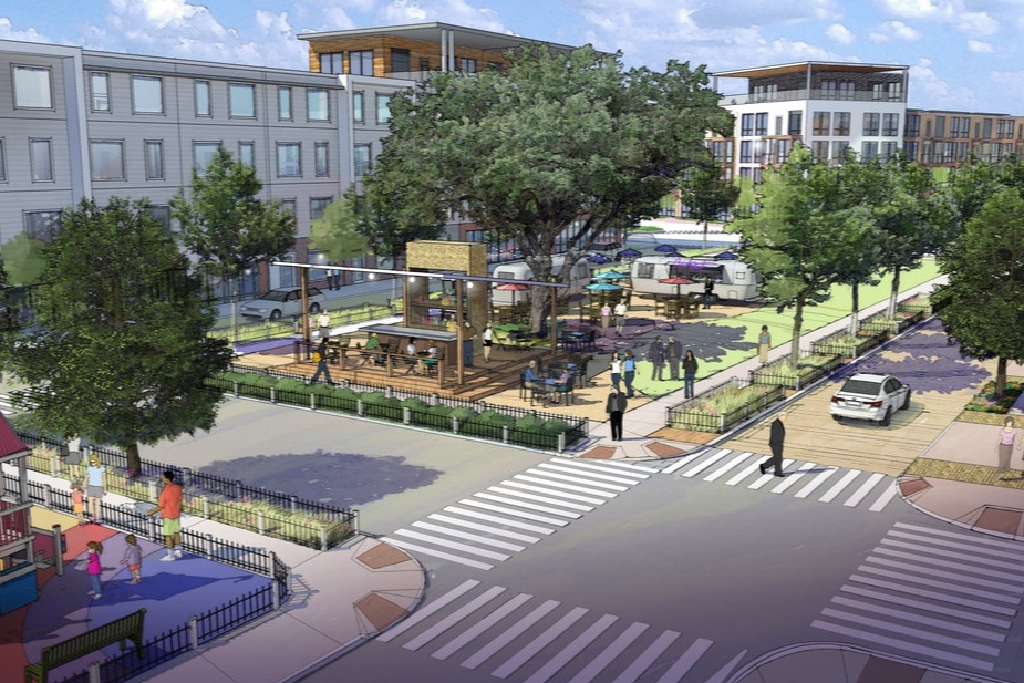 Colony Park Master Plan  City of Austin - Austin, TX