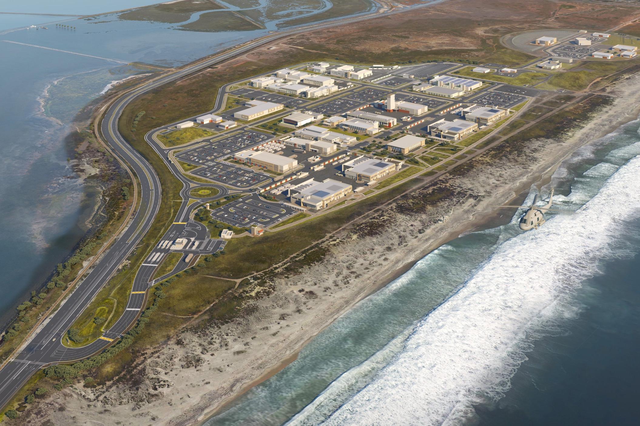 Silver Strand Campus Master Plan | U.S. Naval Special Warfare Command - San Diego, CA