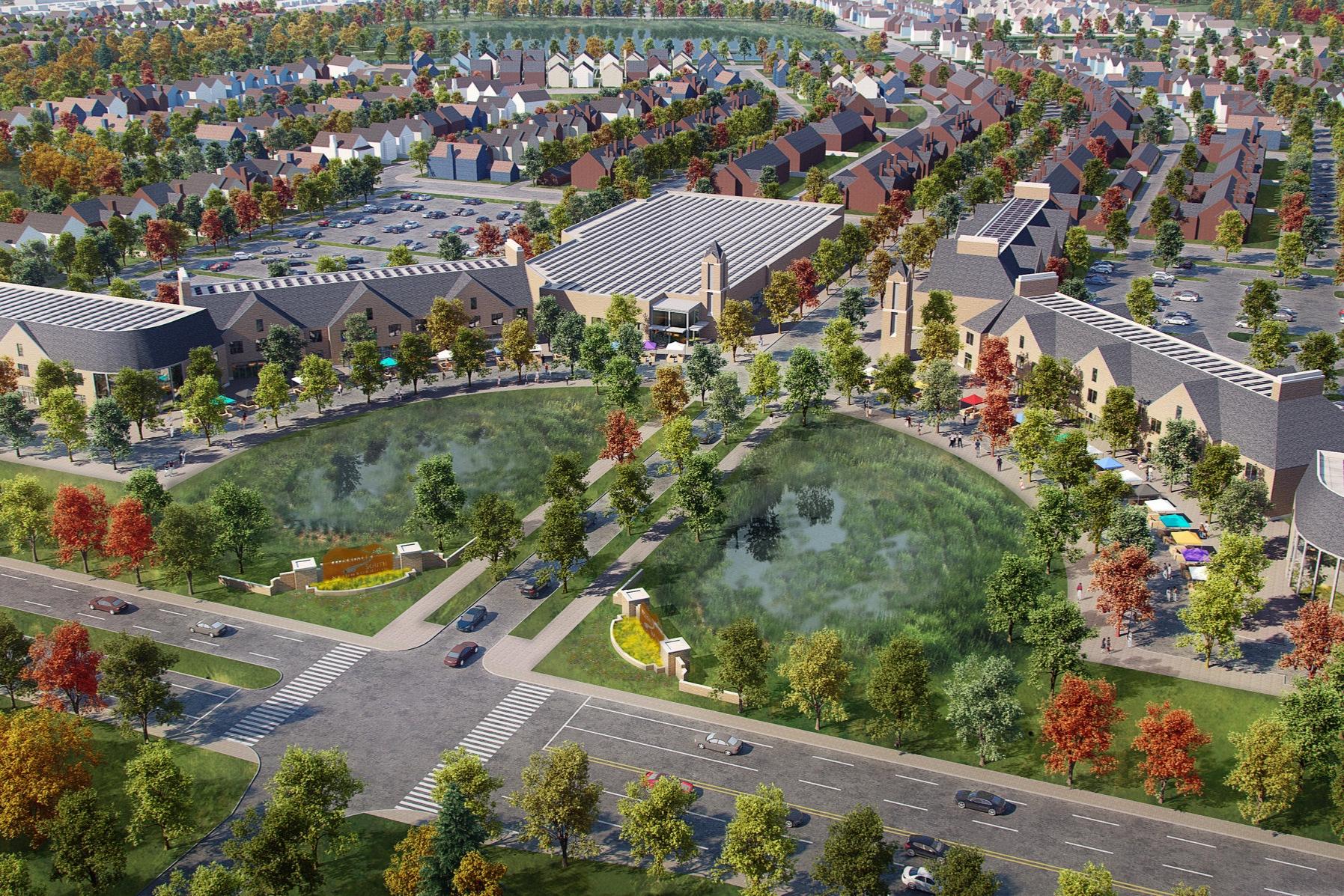 Tinley Park State Campus Redevelopment | Village of Tinley Park - Tinley Park, IL