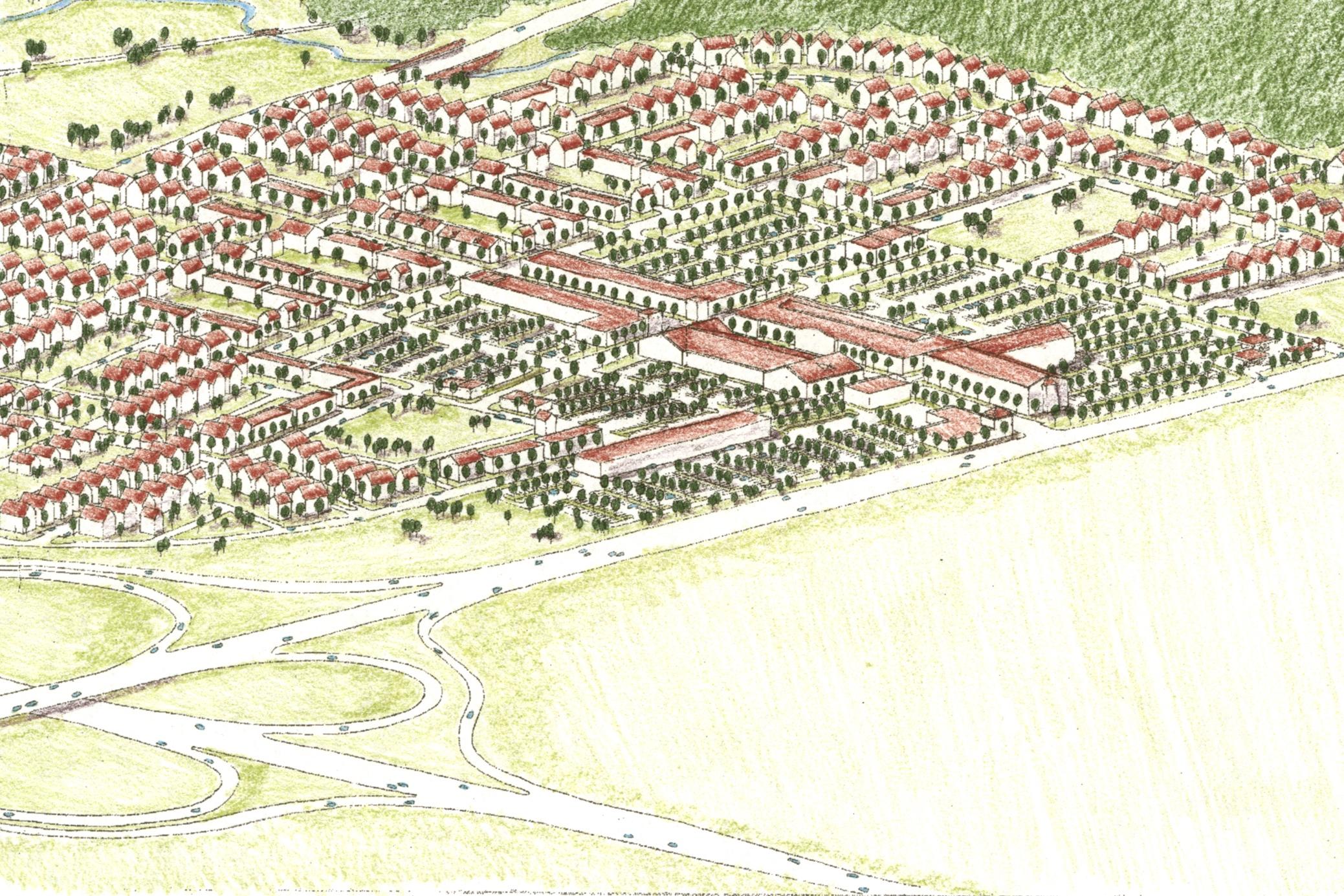 McLean County Development Impact Study -