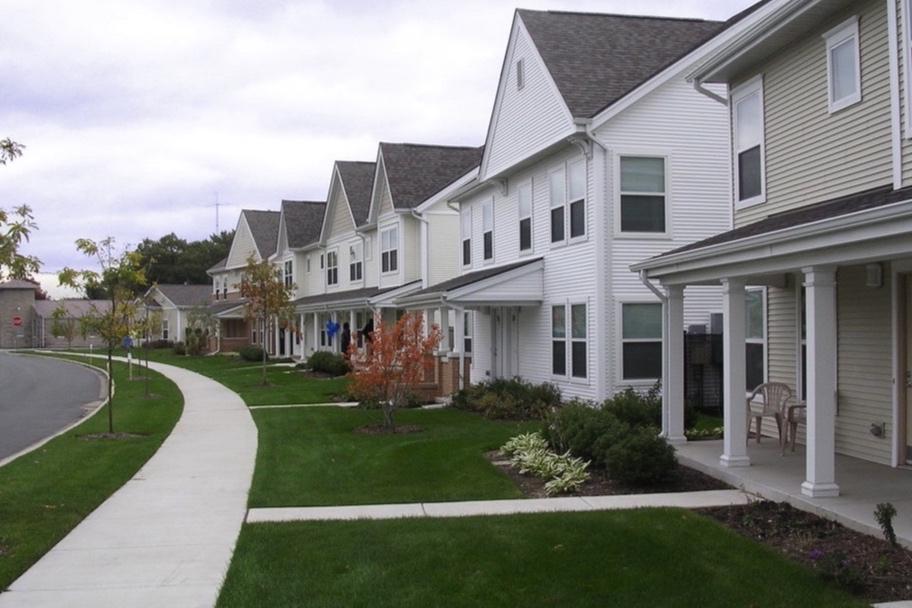 Duneland Village Master Plan | McCormack Baron Salazar - Gary, IN