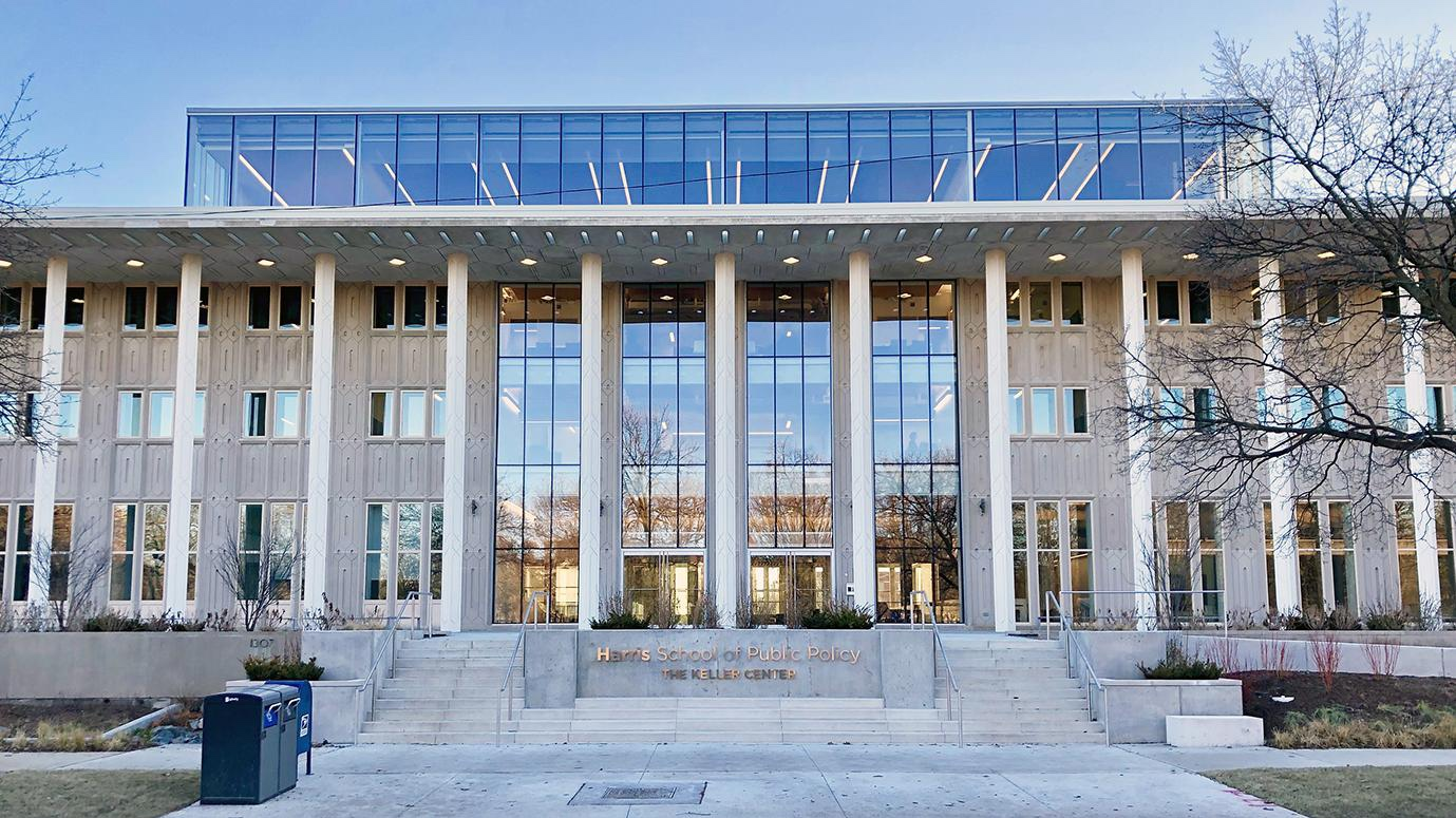 Facility designed for policy engagement opens for Winter Quarter Classes - UChicago News