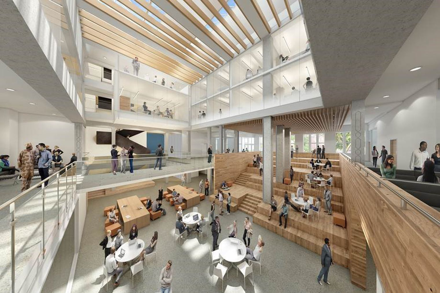 Midcentury University of Chicago residence hall to see new life as classrooms - Curbed Chicago