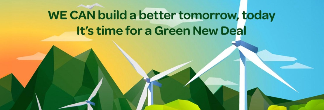 Our Green New Deal - Greenroofs.com