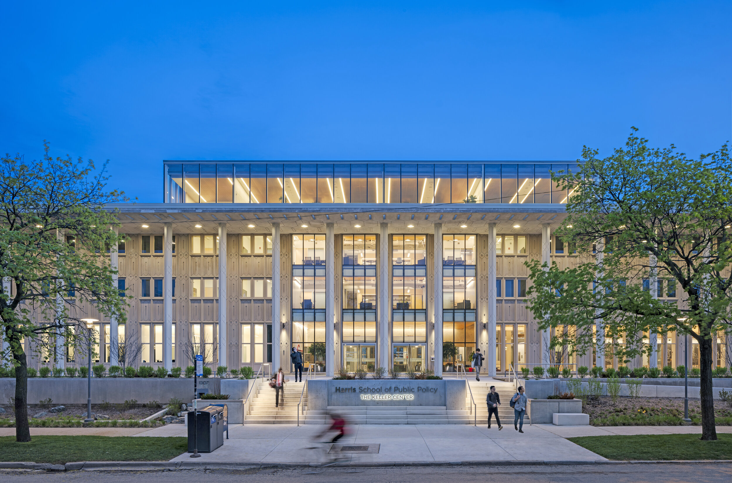 The Keller Center | Harris School of Public Policy, The University of Chicago - Chicago, IL