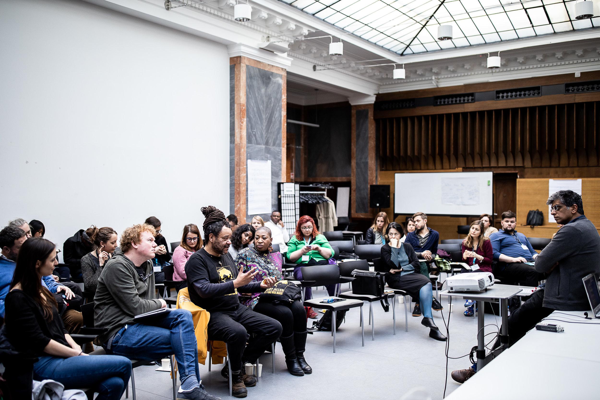 Consortium conference in Budapest, March 2019. Image credit: CEU / Zoltan Adrian (Kepszerkesztoseg)