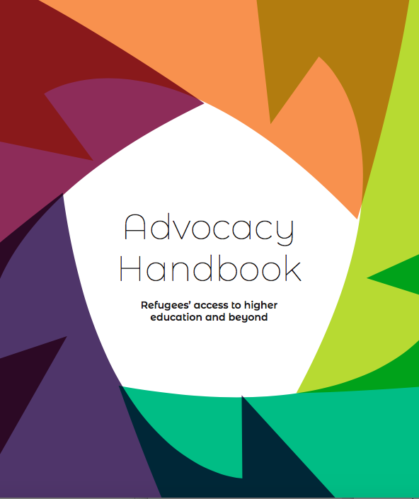 REIs' Advocacy Handbook  - Refugees' access to higher education and beyond