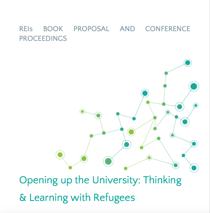 Proposal for an edited book  by the REIs team, based on our  final conference .