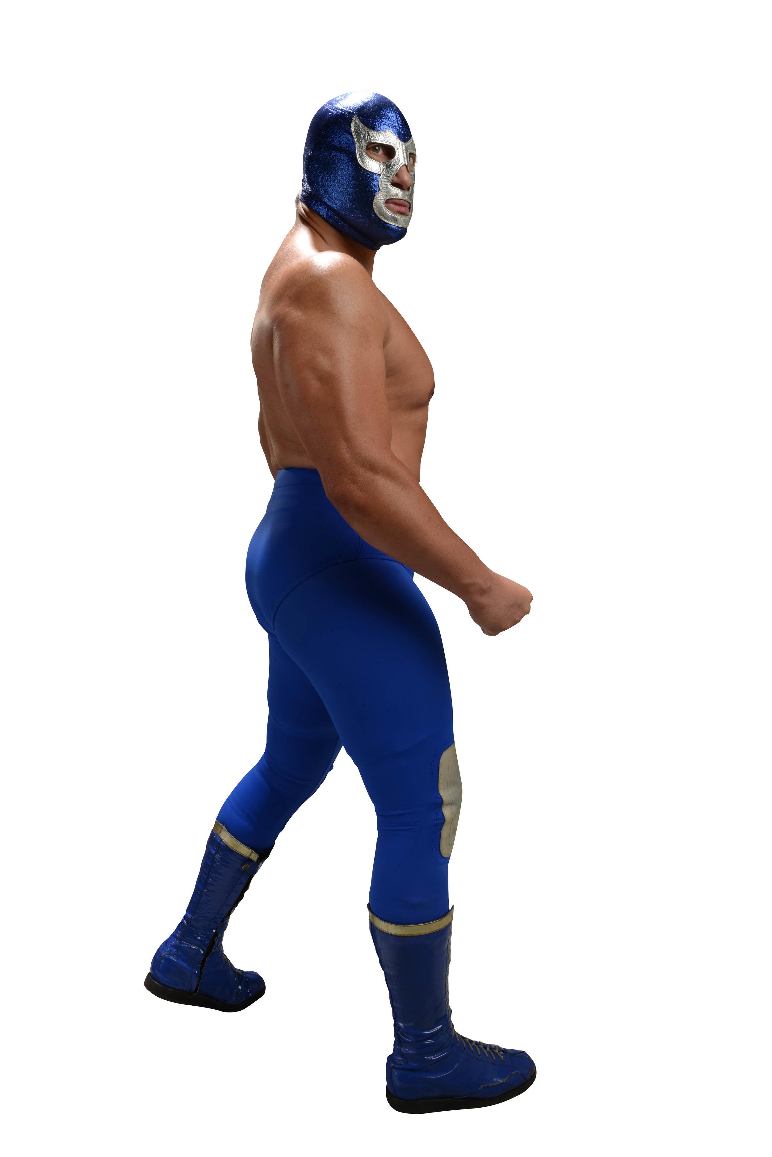 Blue Demon.  Download file in PNG