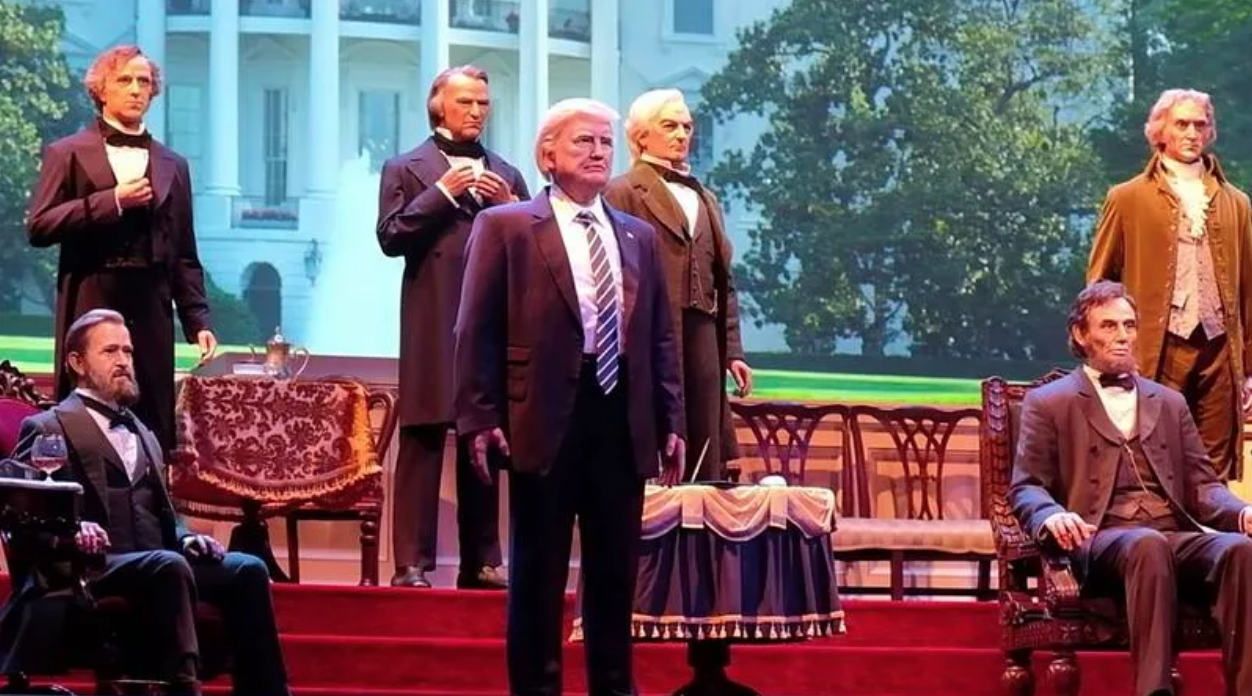 Disney World's Hall of Presidents