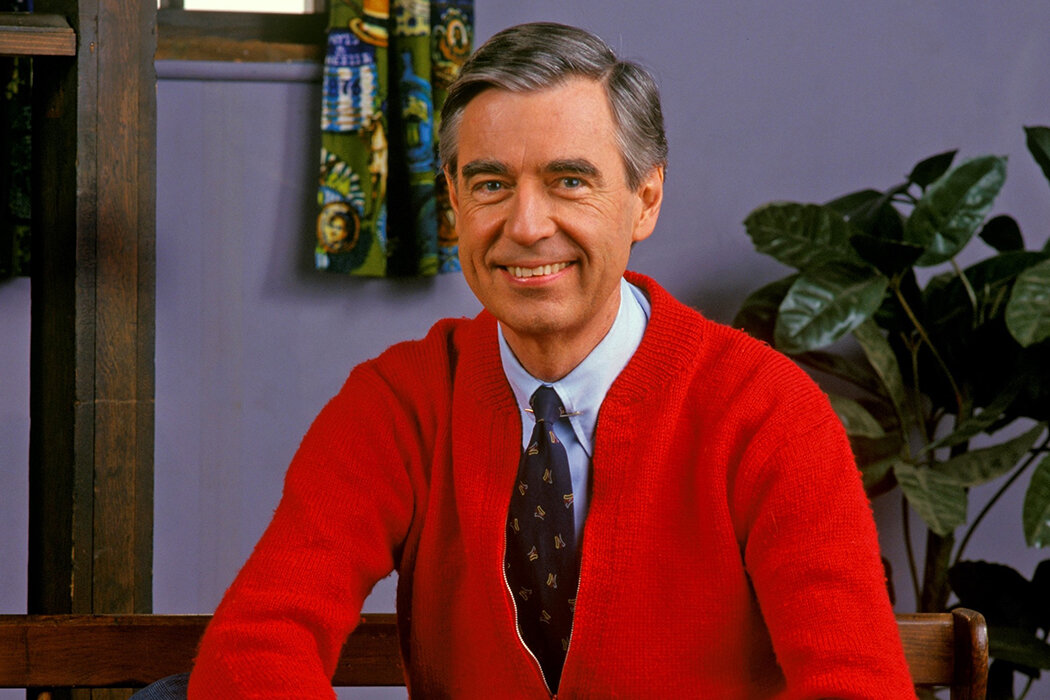 A Message Of Love Mr Rogers And The 21 Martyrs The Clapham Group