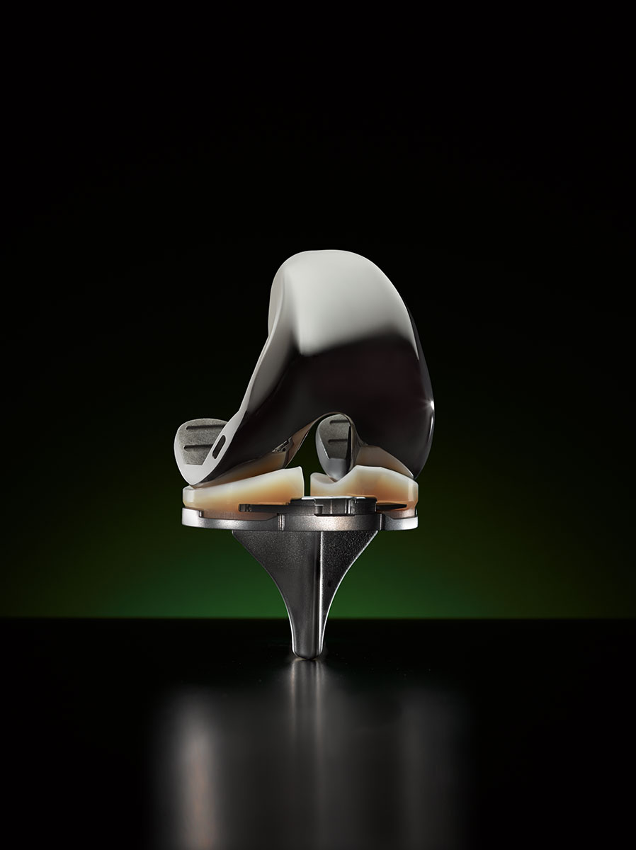 XP Knee Implant - ZimmerBiomet