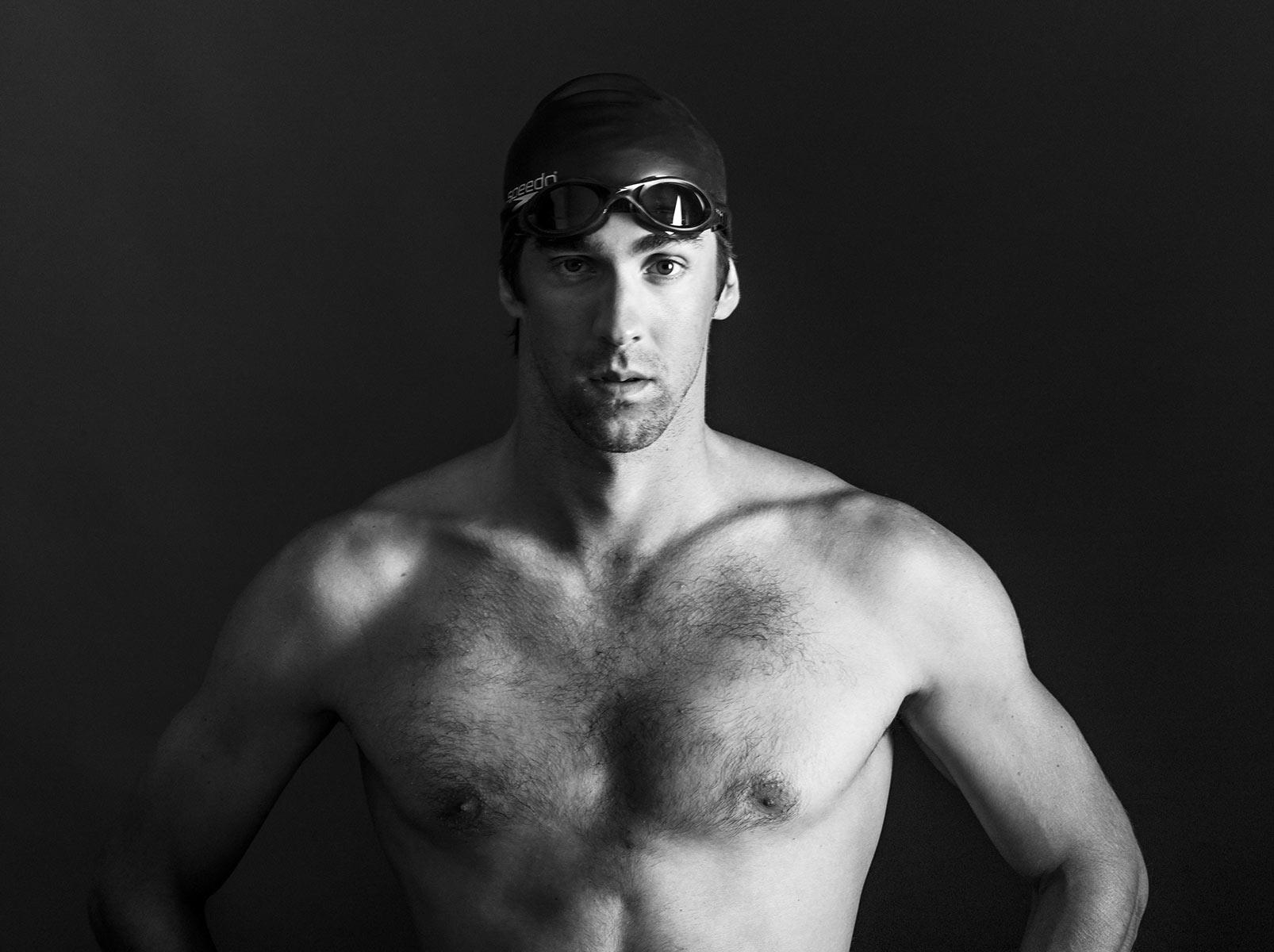 Michael Phelps - Olympic Gold Metalist