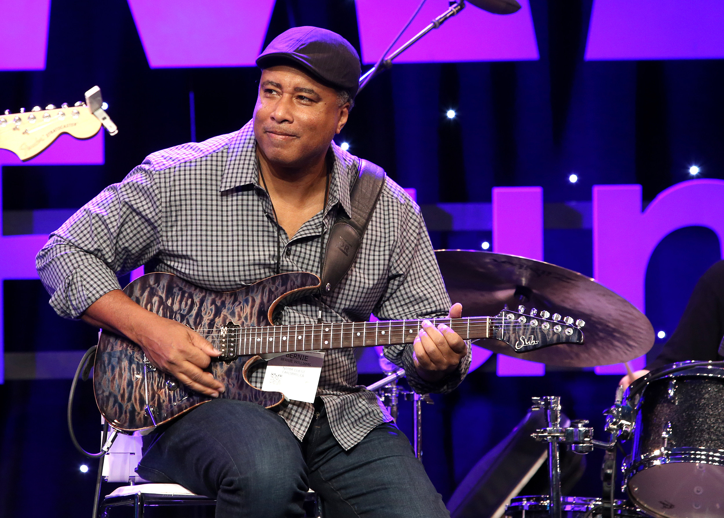 Bernie Williams - A former professional baseball player and musician. He played his entire 16-year career in Major League Baseball (MLB) with the New York Yankees from 1991 through 2006.A center fielder, Williams was a member of four World Series championship teams with the Yankees. He ended his career with a .297 batting average, 287 home runs, 1,257 runs batted in (RBI), 1,366 runs scored, and 449 doubles. His career fielding percentage was .990. He was a five-time MLB All-Star and won four Gold Glove Awards. He also won the Silver Slugger Award and American League Championship Series Most Valuable Player Award. Known for his consistency and post-season heroics, Williams is one of the most beloved Yankees of all time and his number, 51, was retired by the Yankees in May 2015. Bernie Williams is widely regarded as one of the greatest switch-hitting center fielders in Yankee history.Williams is also a classically trained guitarist. Following his retirement from baseball, he has released two jazz albums. He was nominated for a Latin Grammy in 2009.
