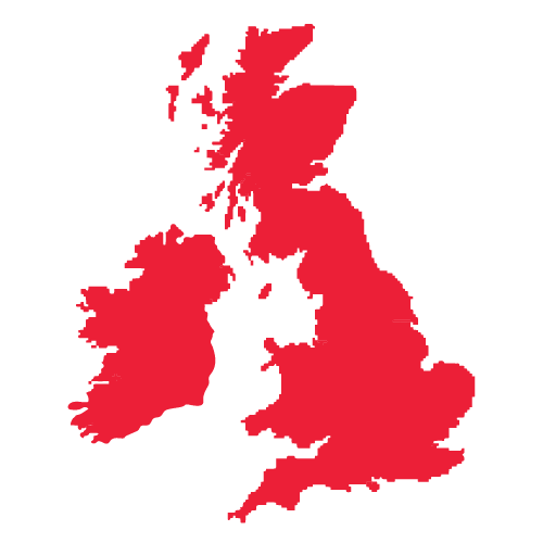 We have nine bases across Ireland and the UK and up to 400,000 users come in contact with our services daily. -