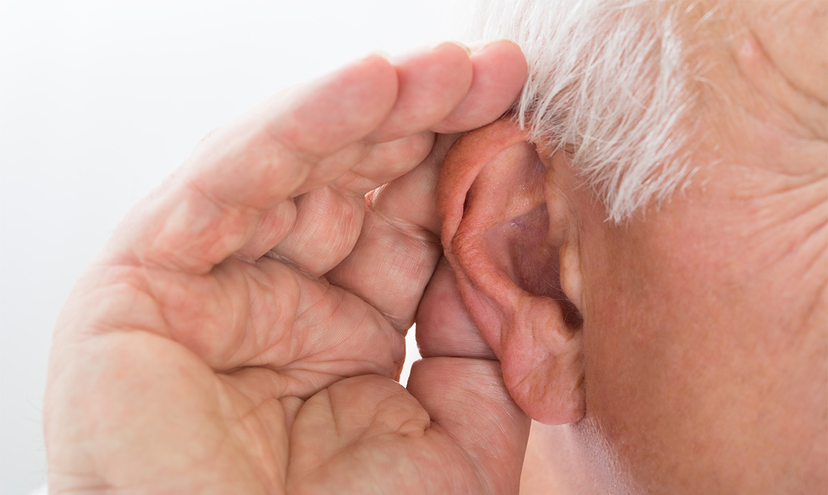 Presbycusis (Hearing Loss Related to Aging)