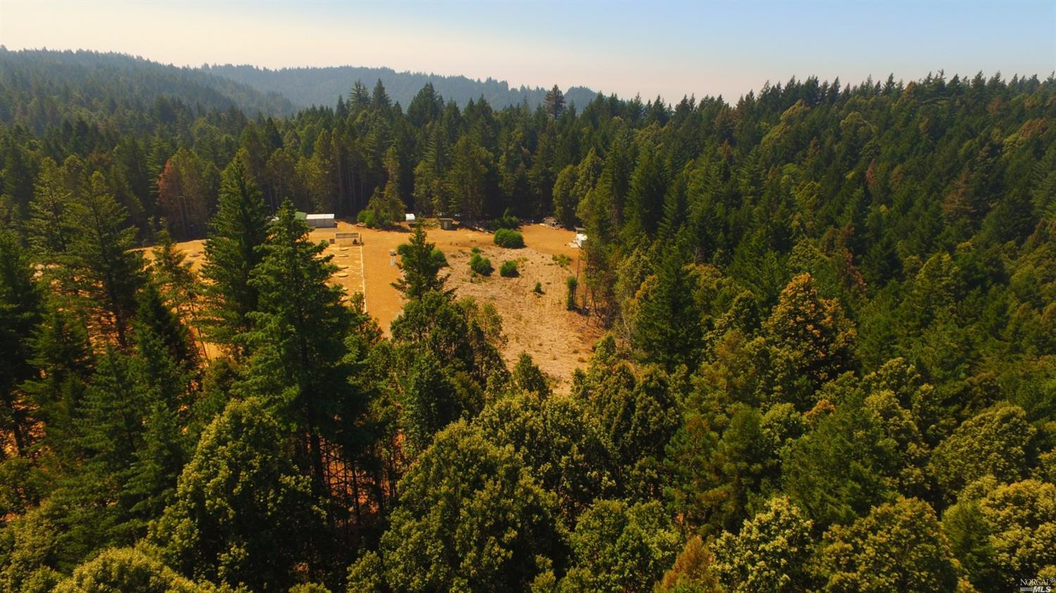 210 Acres of raw land atop Eureka Hill in Point Arena   $680,000       Represented Buyer & Seller